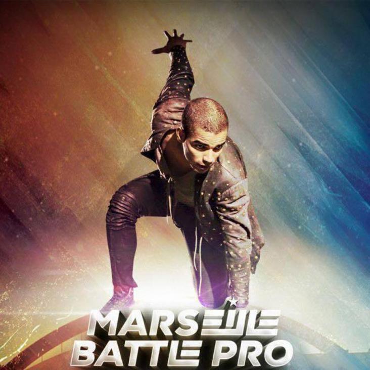 1er édition du Battle Pro à Marseille