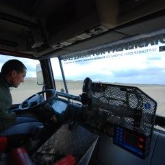 poste de pilotage
