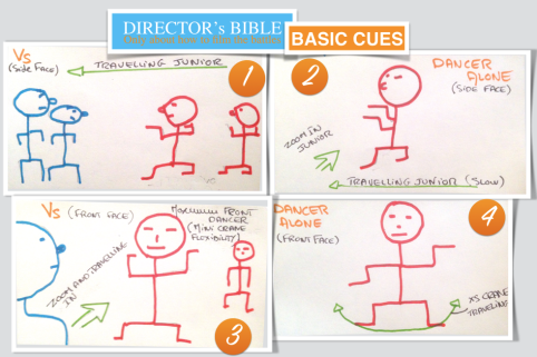 Director's bible